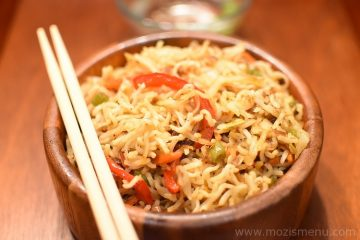 Vegetable Noodles